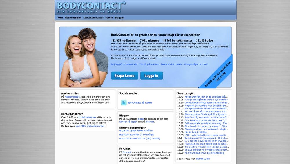 Bodycontact recension