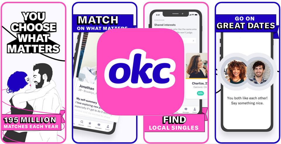 Ok cupid app