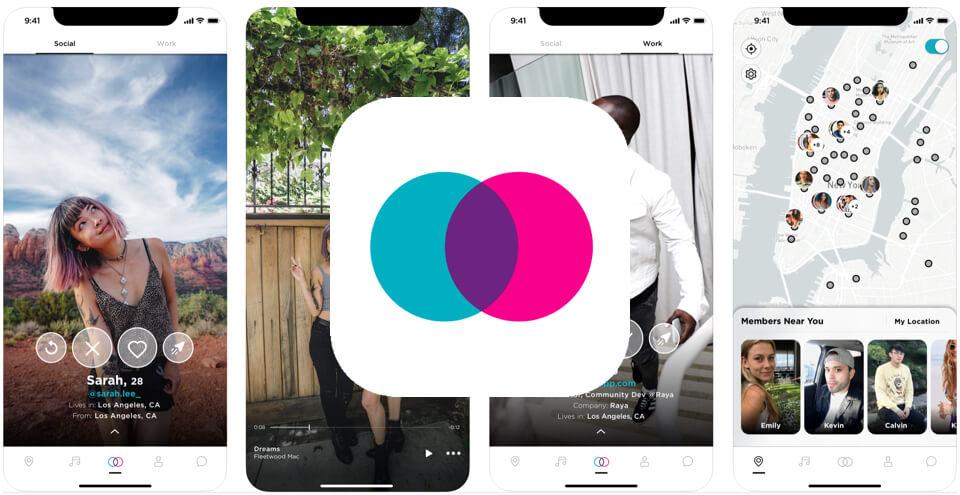 Raya app