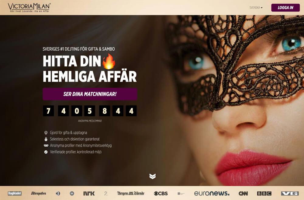 Victoria Milan Recension review