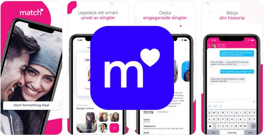 Match app recension