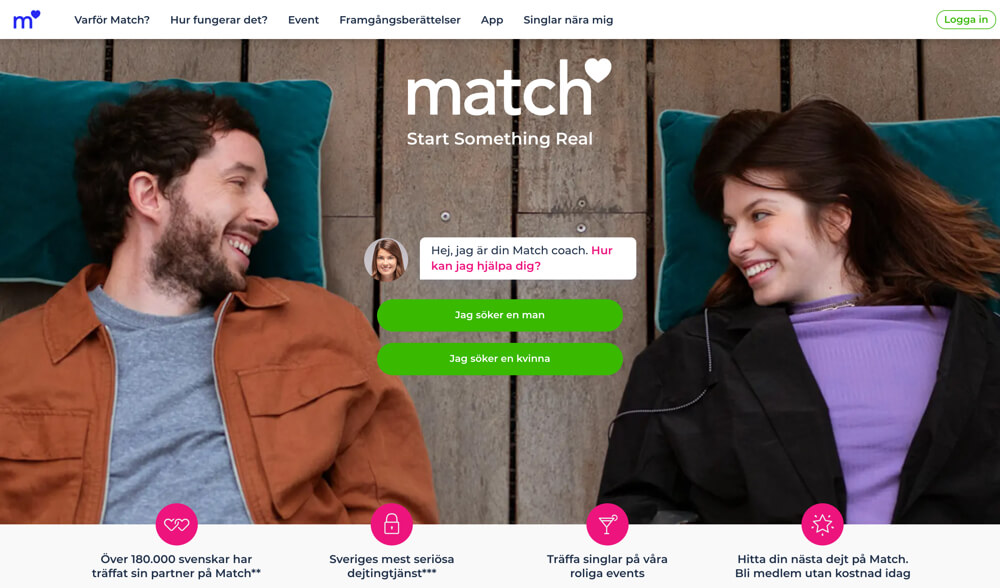 Match.com recension